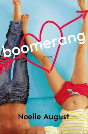 Book Cover - Boomerang