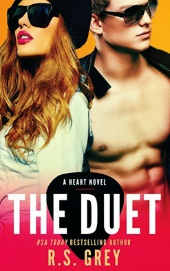 Book Cover - The Duet