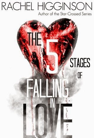 Book Cover - The Five Stages of Falling in Love