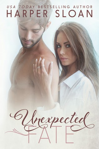 Book Cover - Unexpected Fate