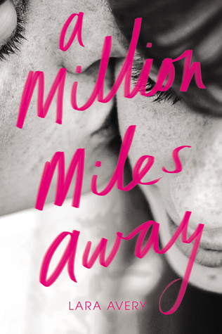 Book Cover - A Million Miles Away