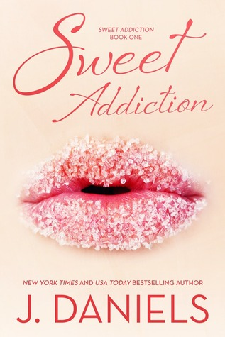 Book Cover - Sweet Addiction