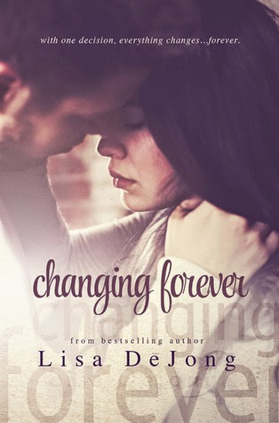 Book Cover - Changing Forever