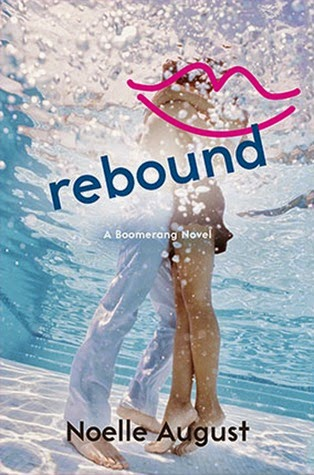 Book Cover - Rebound