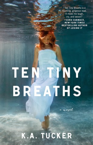 Book Cover - Ten Tiny Breaths