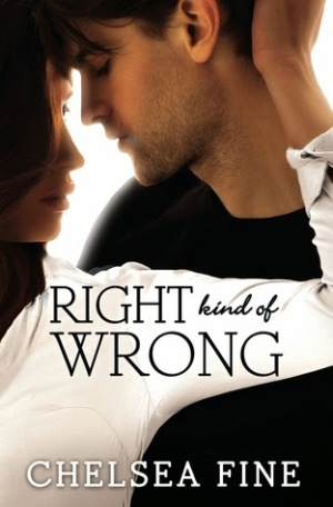 Book Cover - Right Kind of Wrong