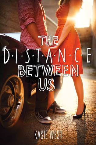 Book Cover - The Distance Between Us